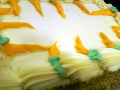Specialty Cake Carrot Cake