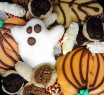 Assorted Holiday Cookie Tray